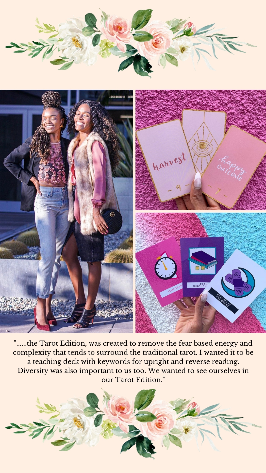 the truth decks by pretty spirits co christine and lauren
